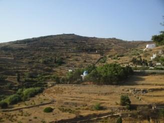 collines Lefkes Paros