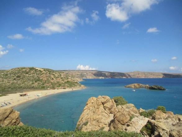 plage de Vaí Crète