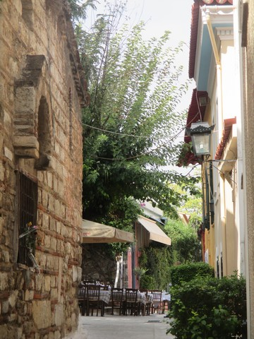 Plaka Athènes