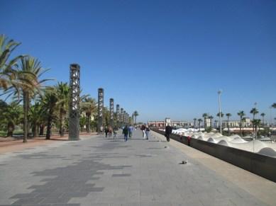 Promenade Barceloneta