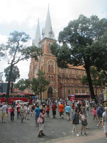Cathédrale Notre Dame Saigon