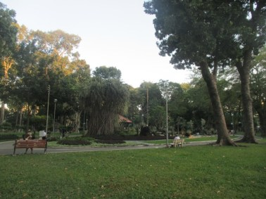 parc de Saigon