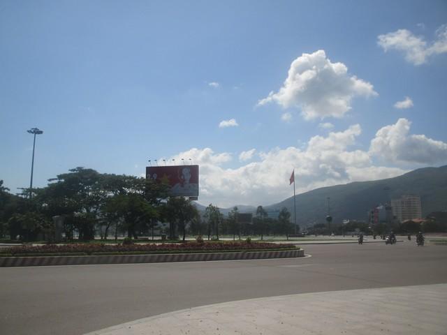 rue déserte Quy Nhon