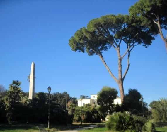 parc Torlonia Rome