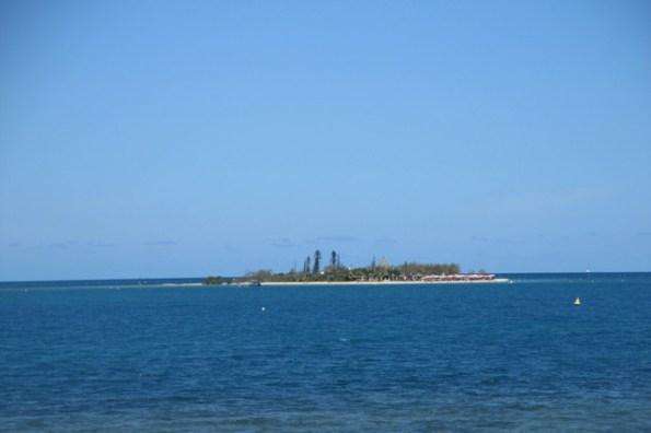 Vue sur îlot maître, Nouméa