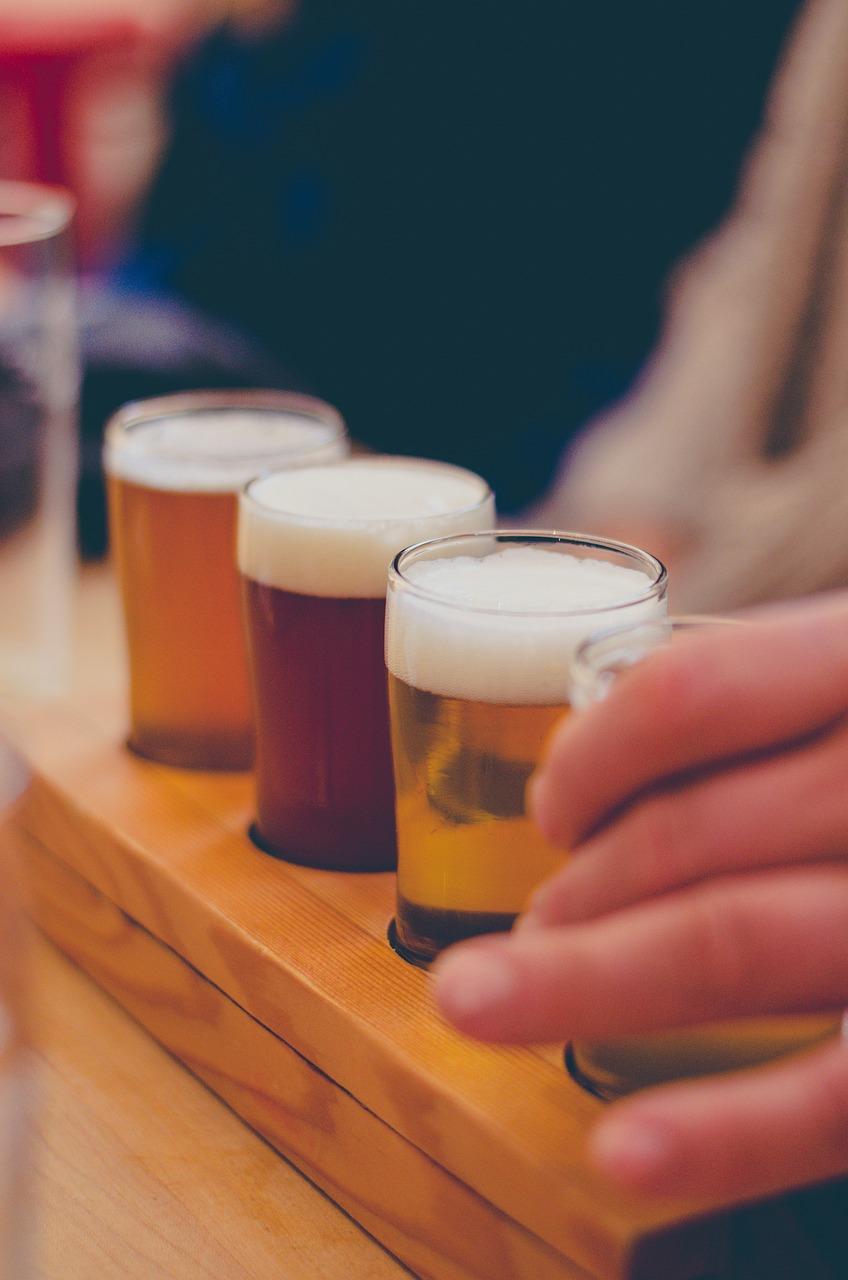 Organisez une dégustation de bière chez vous