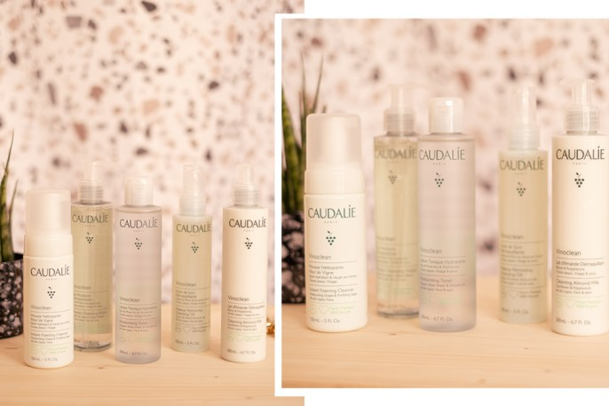 Gamme de Cleansers