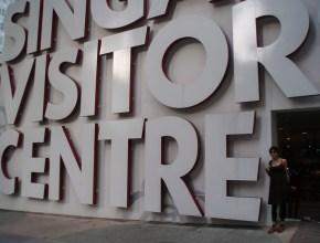 Photo centre info Singapour