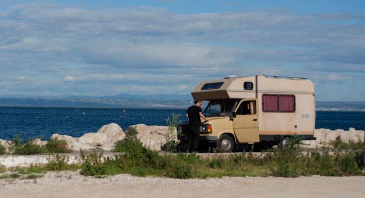 Photo camping-car Martigues