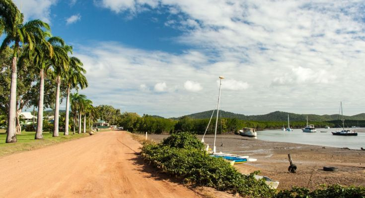 Baie de Cooktown