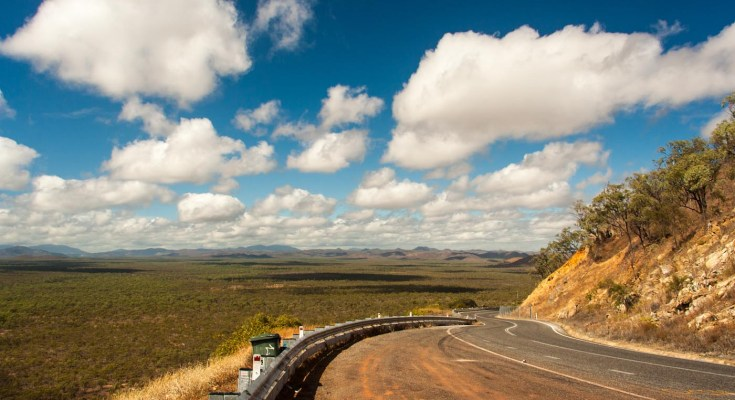 Photo route Queensland
