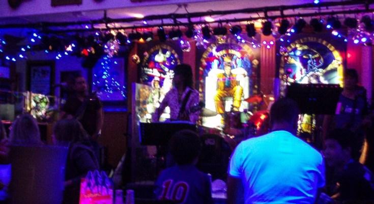 Photo intérieur Hard Rock Cafe