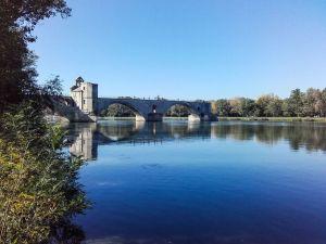Photo pont d'Avignon