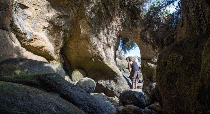 Photo grottes mer