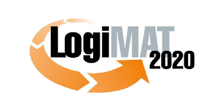 logimat2020のロゴ