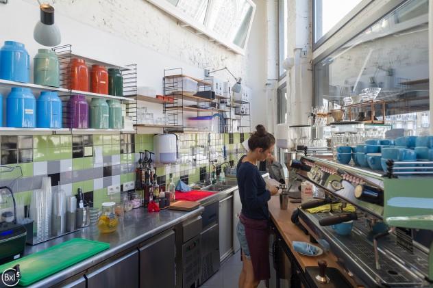 Le Café du Sablon - 011
