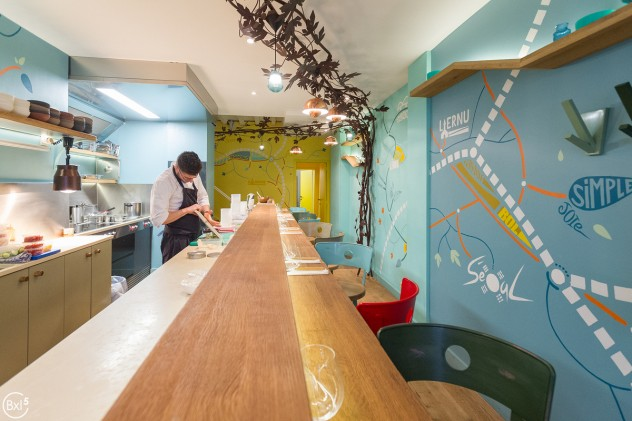 Restaurant SAN - 019