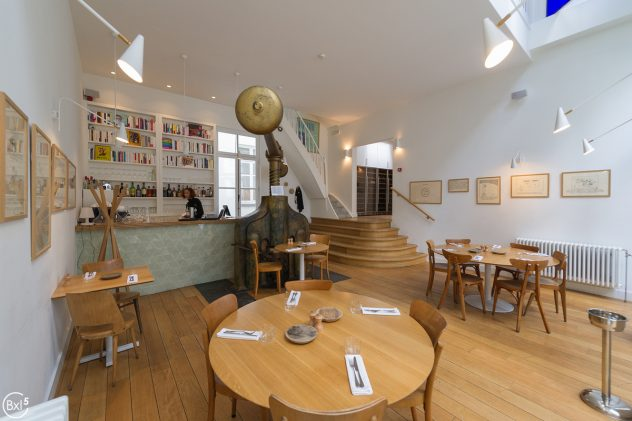 Restaurant le Comptoir des Galeries -011