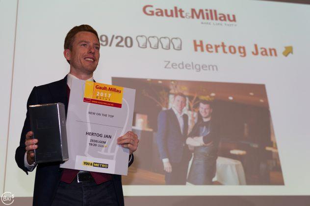 Gault & Millau Belux 2017 -019