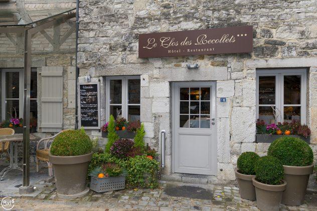 Restaurant le Clos des Récollets - 035