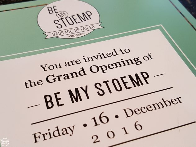 Be My Stoemp Sausage Retailer - 008