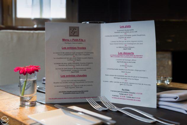 Restaurant le Petit-Fils - 029