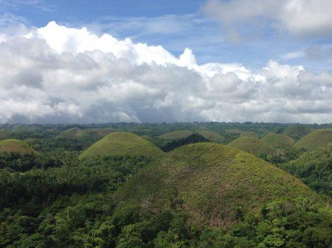 chocolates Hills