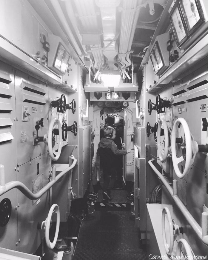sous-marin Flore S645