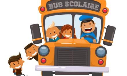 Un moment de panique ? Les enfants dans le bus !