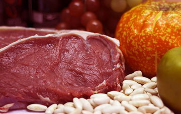 ternera asturiana en carniceria de gijon