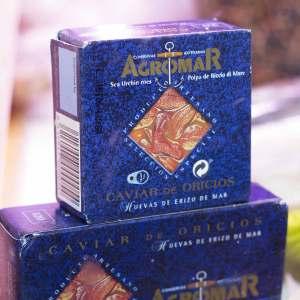 caviar de oricios de venta en gijon
