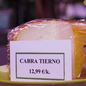 venta de queso de cabra tierno en gijon