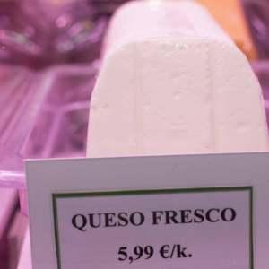queso fresco en gijon