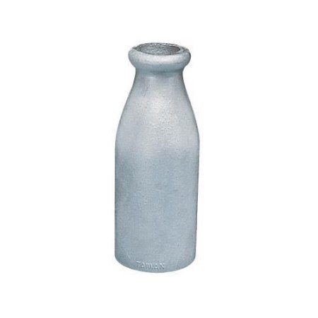 1 lb alumium milk bottle