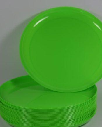 """9""""Green Break A Plate"""