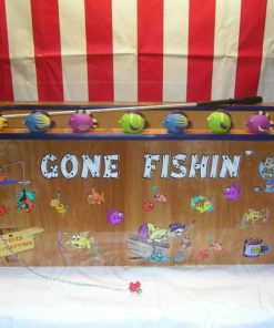 Gone Fishin Carnival Game