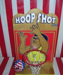 Hoop Shot Carnival Game