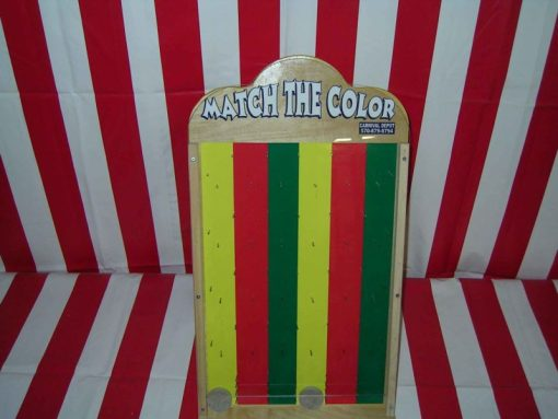 Match The Color Carnival Game