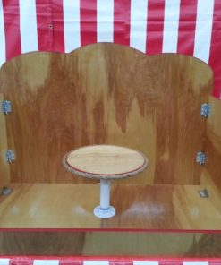 Single One Ball Table Carnival Game