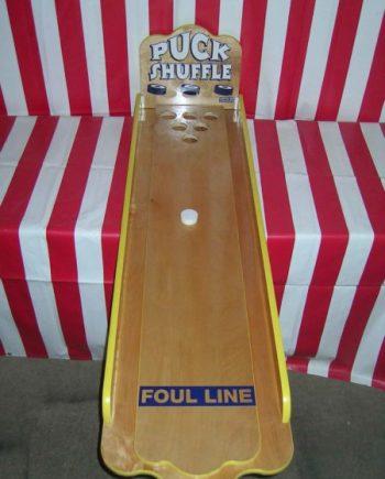 Puck Shuffle Carnival Game