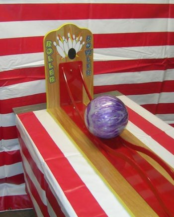 Roller Bowler Carnival Game