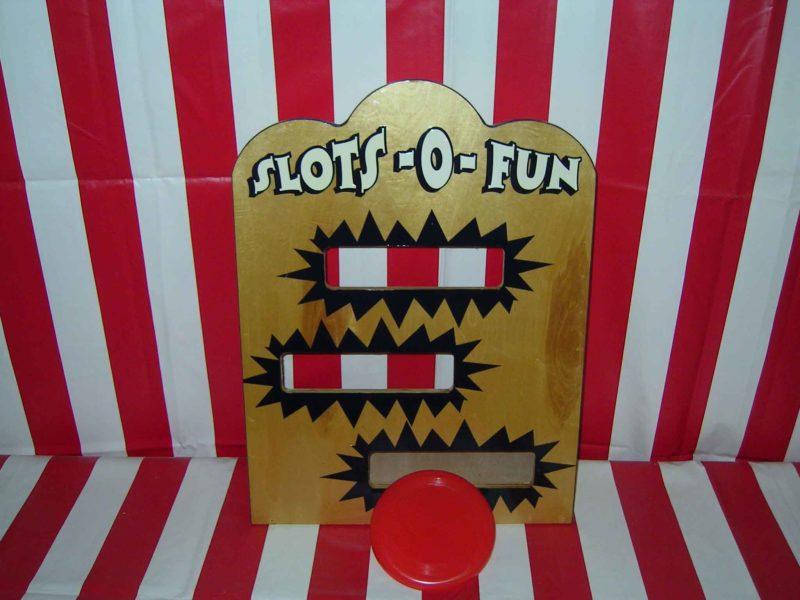 Slots of Fun Carnival Game