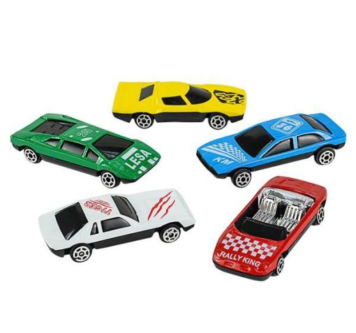 5 Car Assortment Carnival Prize