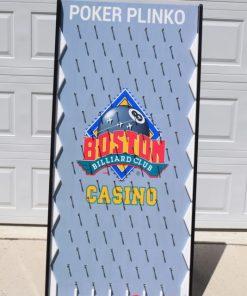 Plinko 3x6 Custom