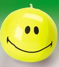 Smile Ball Inflate Carnival Prize