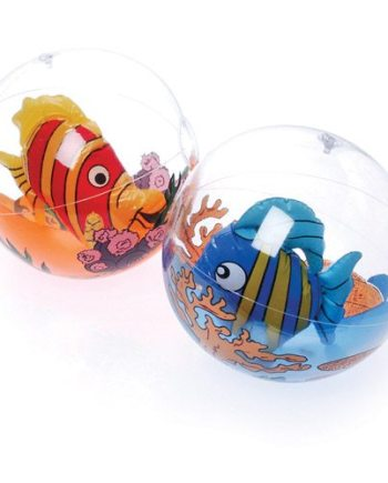 Inflatable Fish Ball