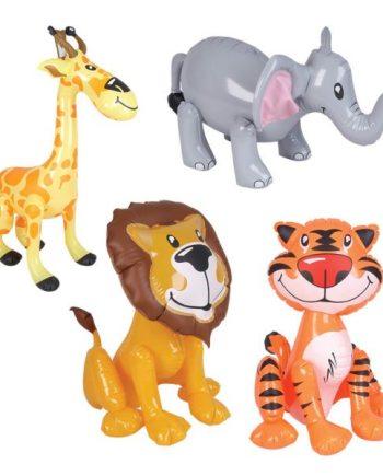 Zoo Animal Inflate
