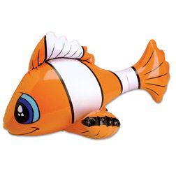 Clown Fish Inflate