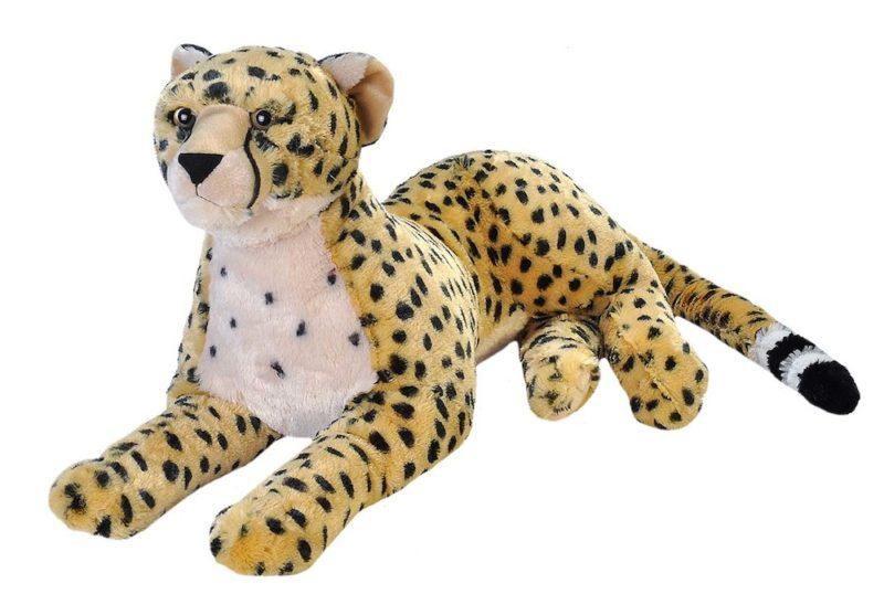 "40"" Leopard Plush"