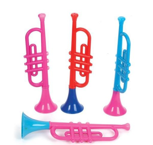 Plastic Trumpet